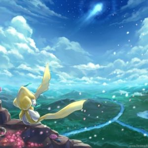 download Jirachi Pokemon Wallpapers Desktop Background