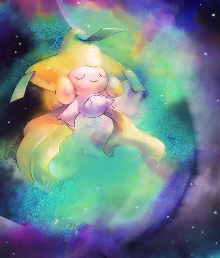 Jirachi – Pokémon – Zerochan Anime Image Board