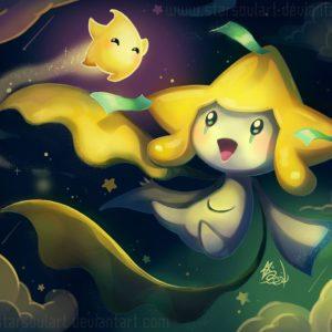 download Jirachi and mini Luma! by StarSoulArt on DeviantArt