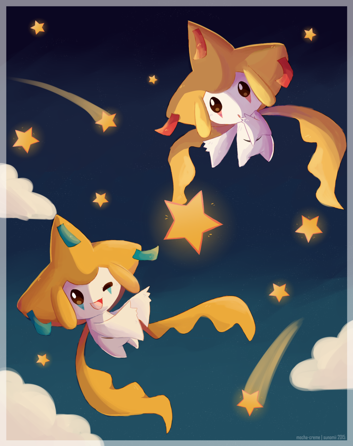 Jirachi HD Wallpapers 20+ – Page 3 of 3 – ondss.com