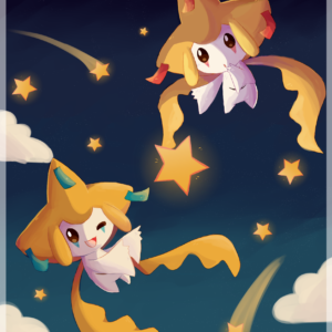 download Jirachi HD Wallpapers 20+ – Page 3 of 3 – ondss.com