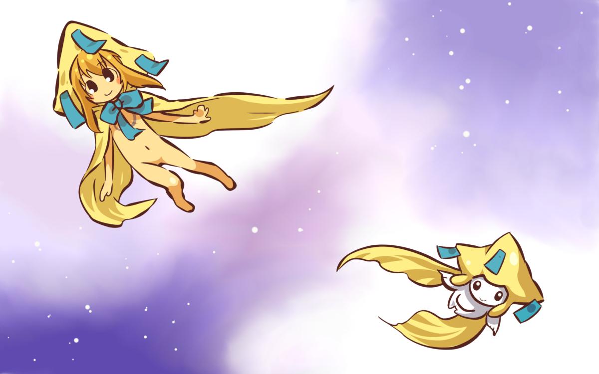 Pokemon Jirachi 842726 – WallDevil
