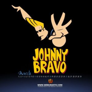 download johnny bravo New Pic | WallPaper Glow
