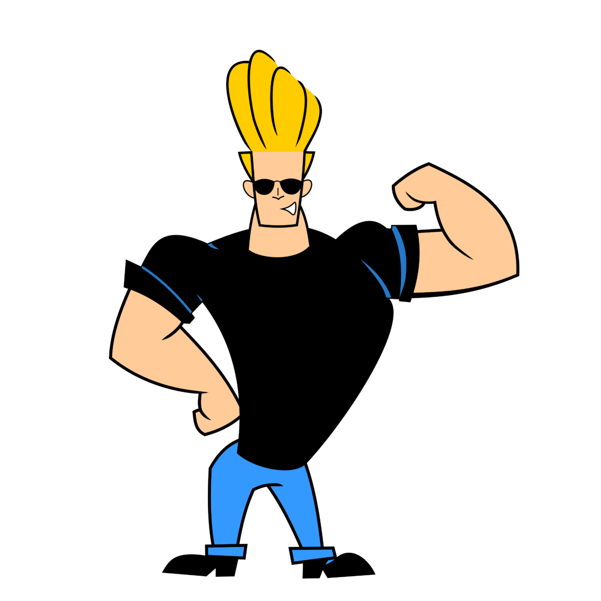 Johnny Bravo Wallpaper | HD Wallpapers, backgrounds high …