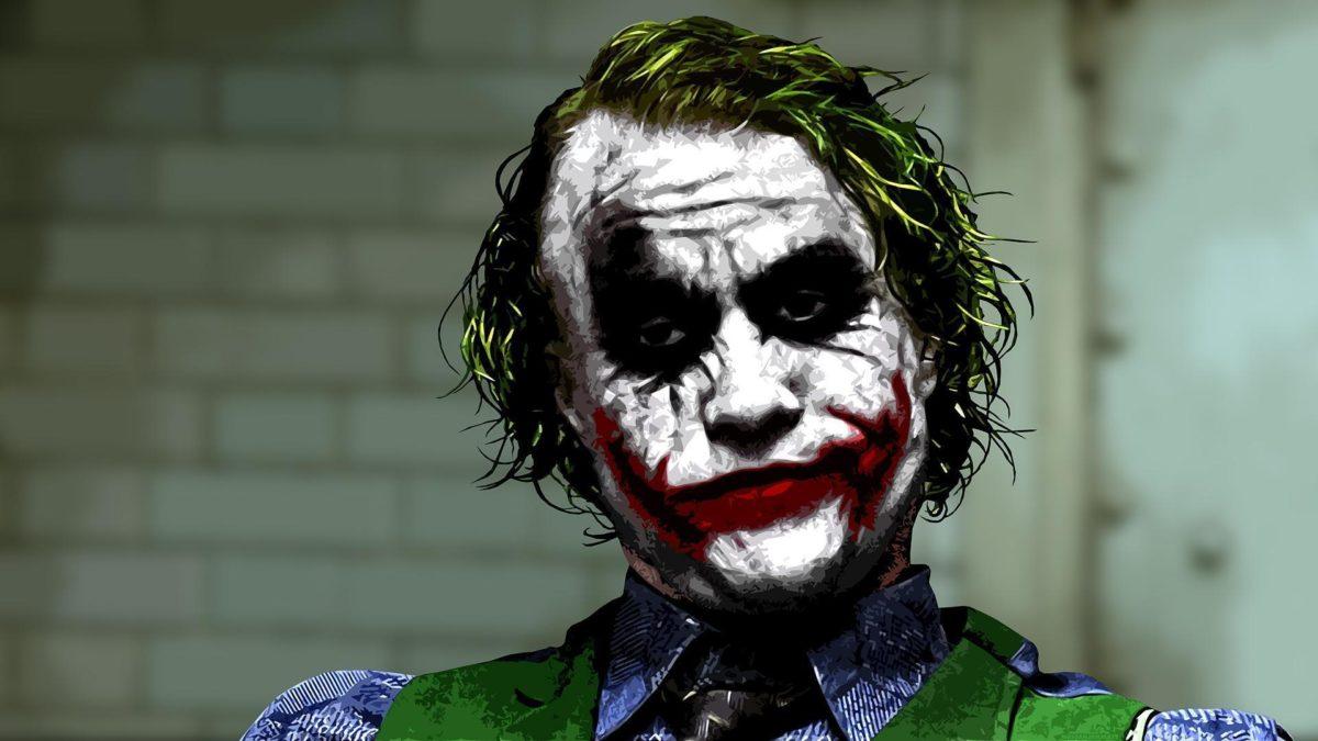 The Joker Dark Knight – Viewing Gallery