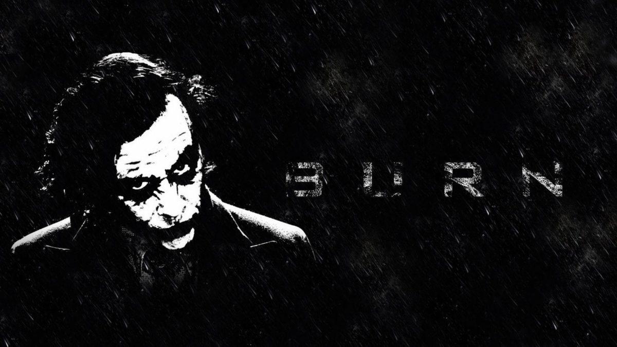 The Dark Knight Joker Wallpaper by PKwithVengeance on DeviantArt