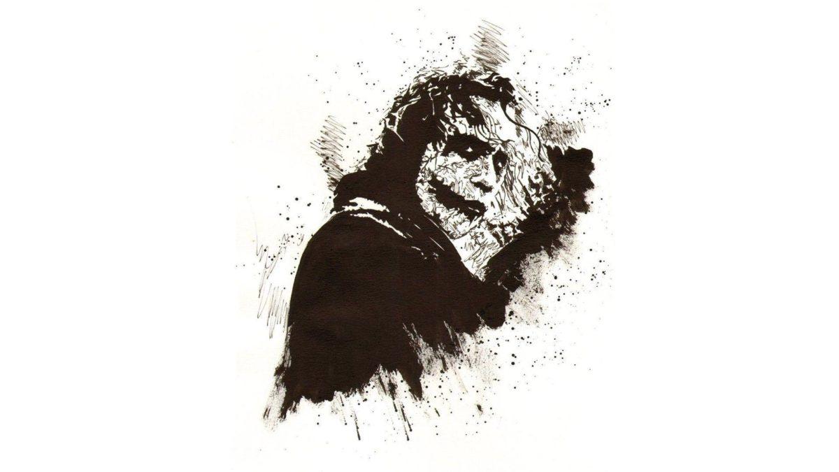 Joker – The Dark Knight Wallpaper #