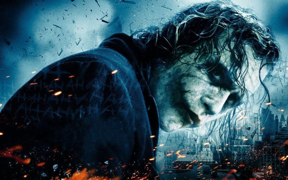 The Joker – The Dark Knight Wallpaper – Designer Wallpaper