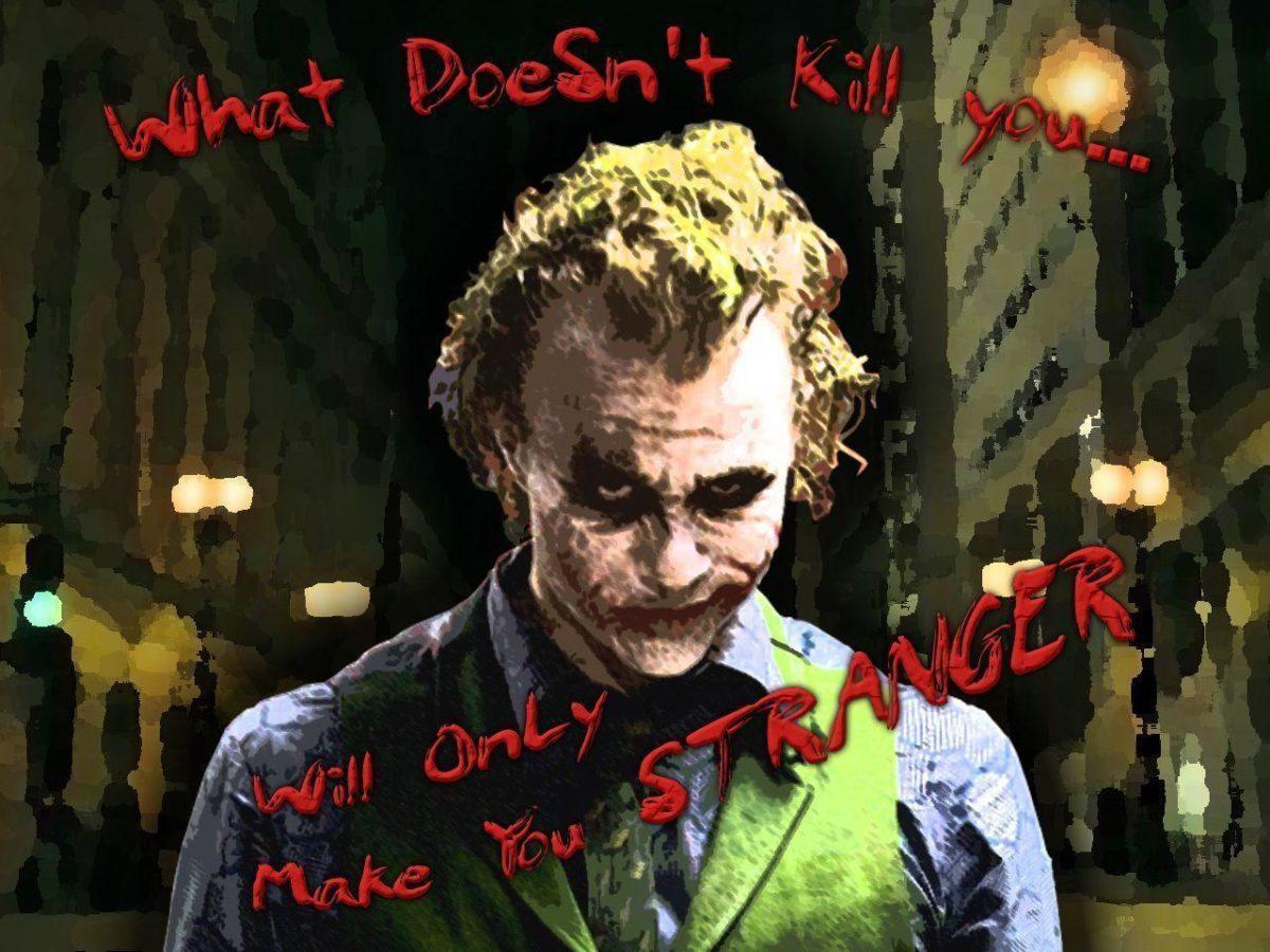 Wallpapers For > The Dark Knight Joker Wallpapers