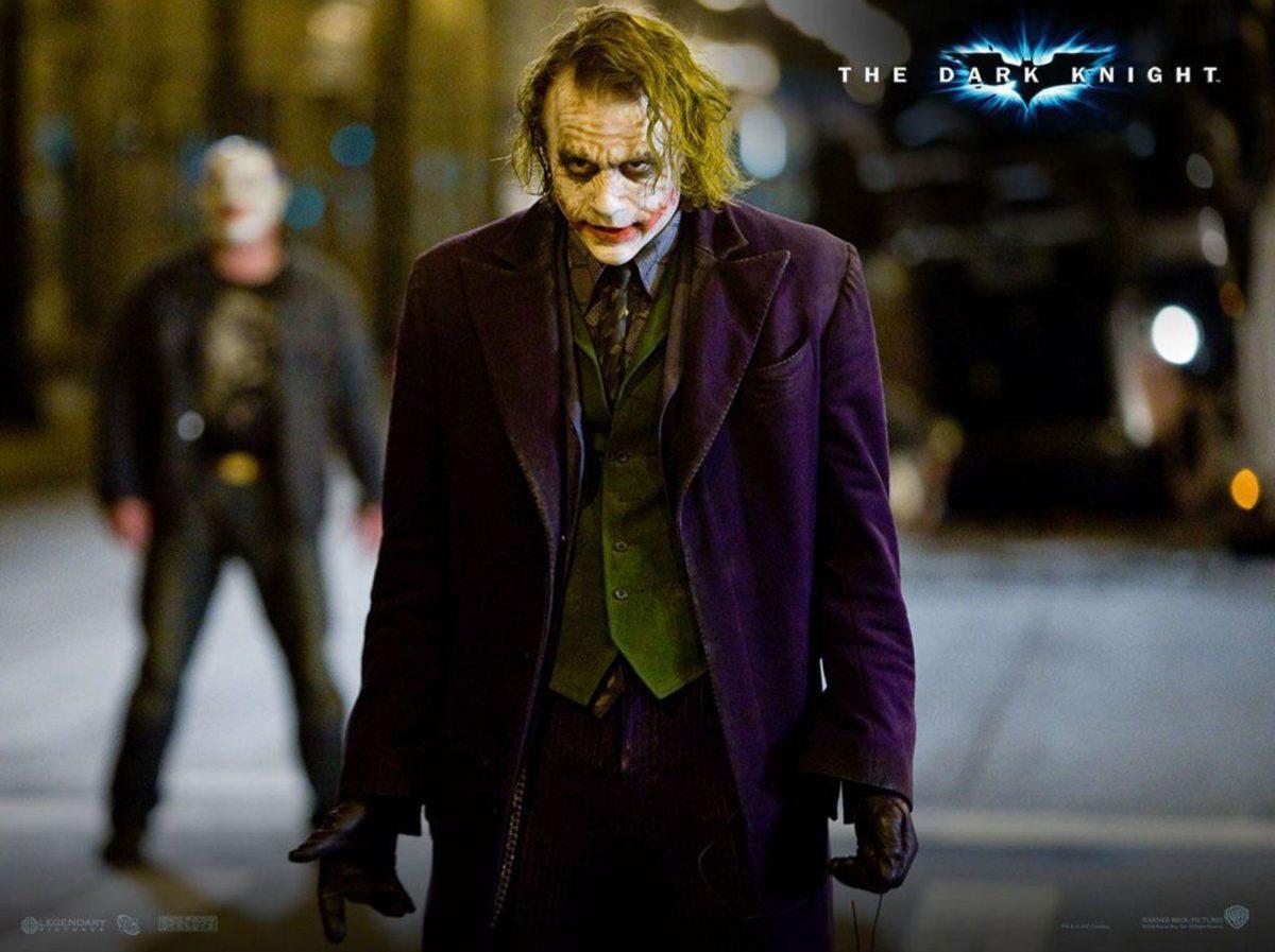 Joker in the Dark Knight HQ Wallpaper Download | DC Wallpapers