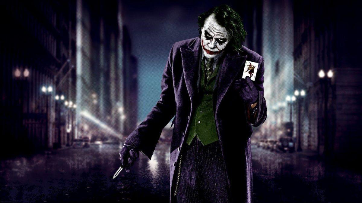Heath Ledger Fan Club: Joker – Heath Ledger Wallpapers