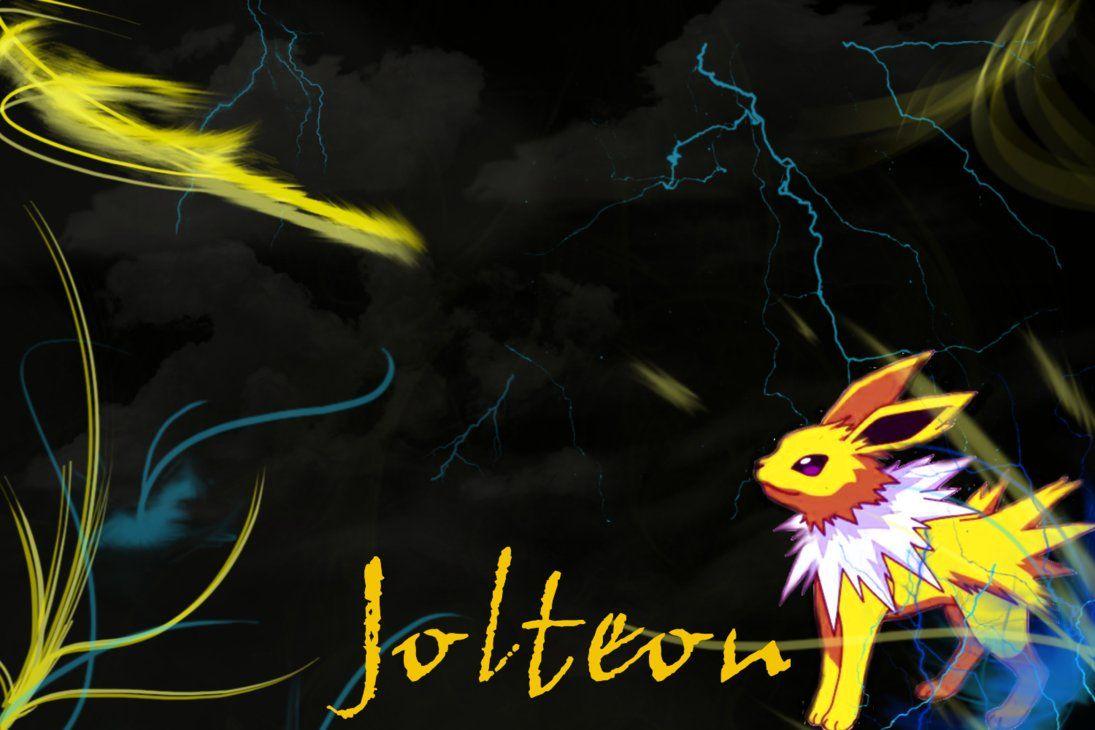 Jolteon Wallpaper by SlaveWolfy on DeviantArt