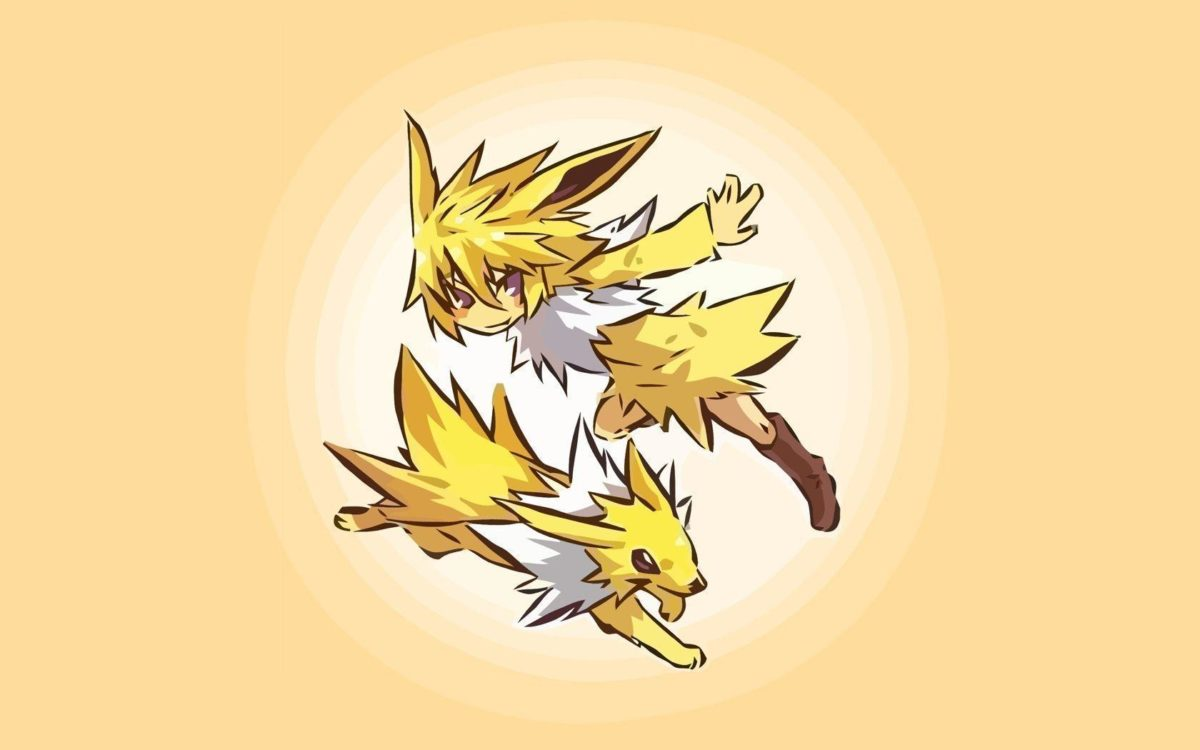27 Jolteon (Pokémon) HD Wallpapers | Background Images – Wallpaper …
