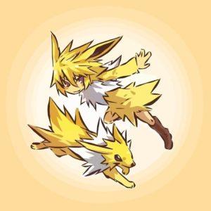 download 27 Jolteon (Pokémon) HD Wallpapers   Background Images – Wallpaper …