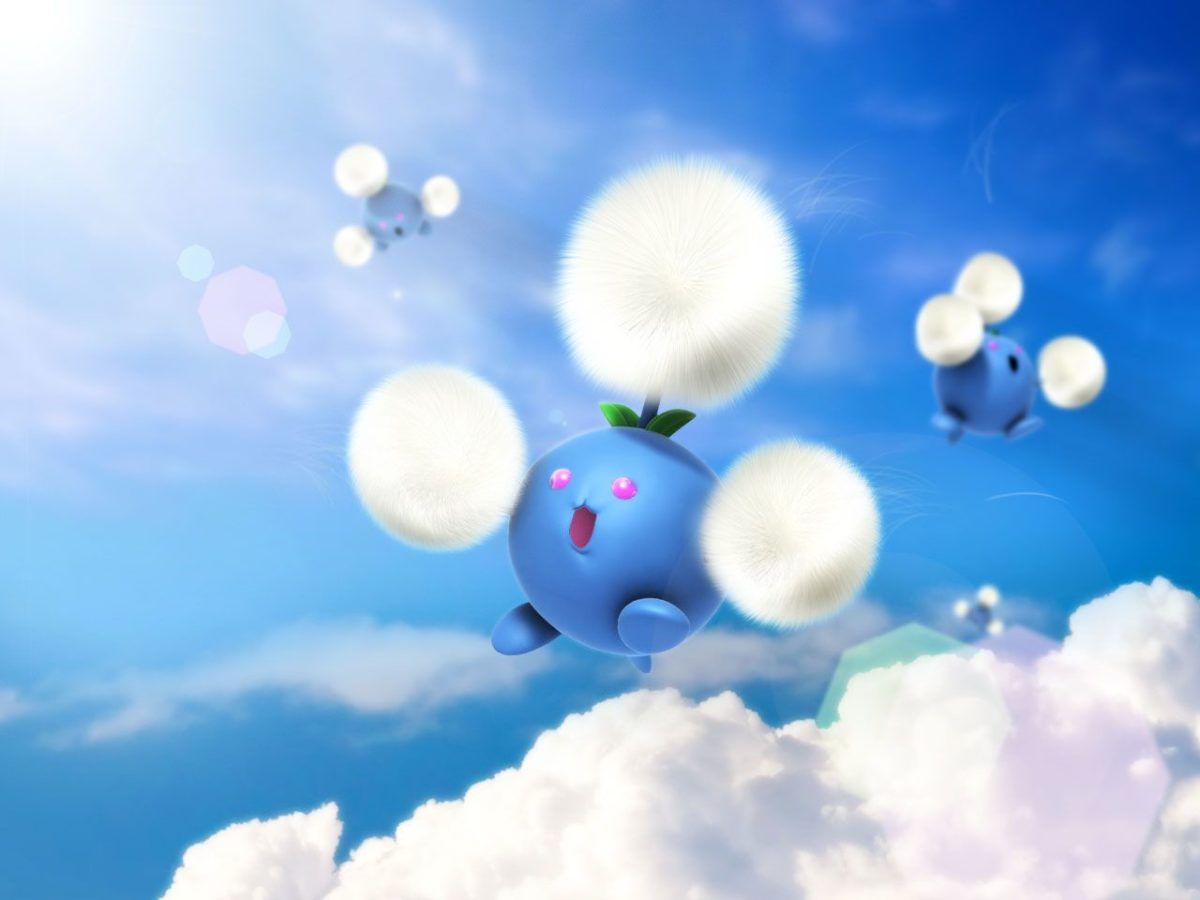Jumpluff | POKEMON :D | Pinterest | Pokémon, Pokemon games and Anime