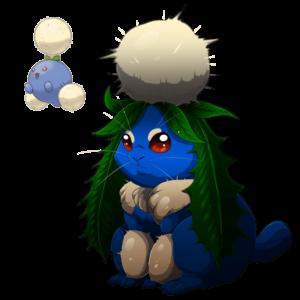 download Jumpluff- The pluff bunneh by blueharuka on DeviantArt