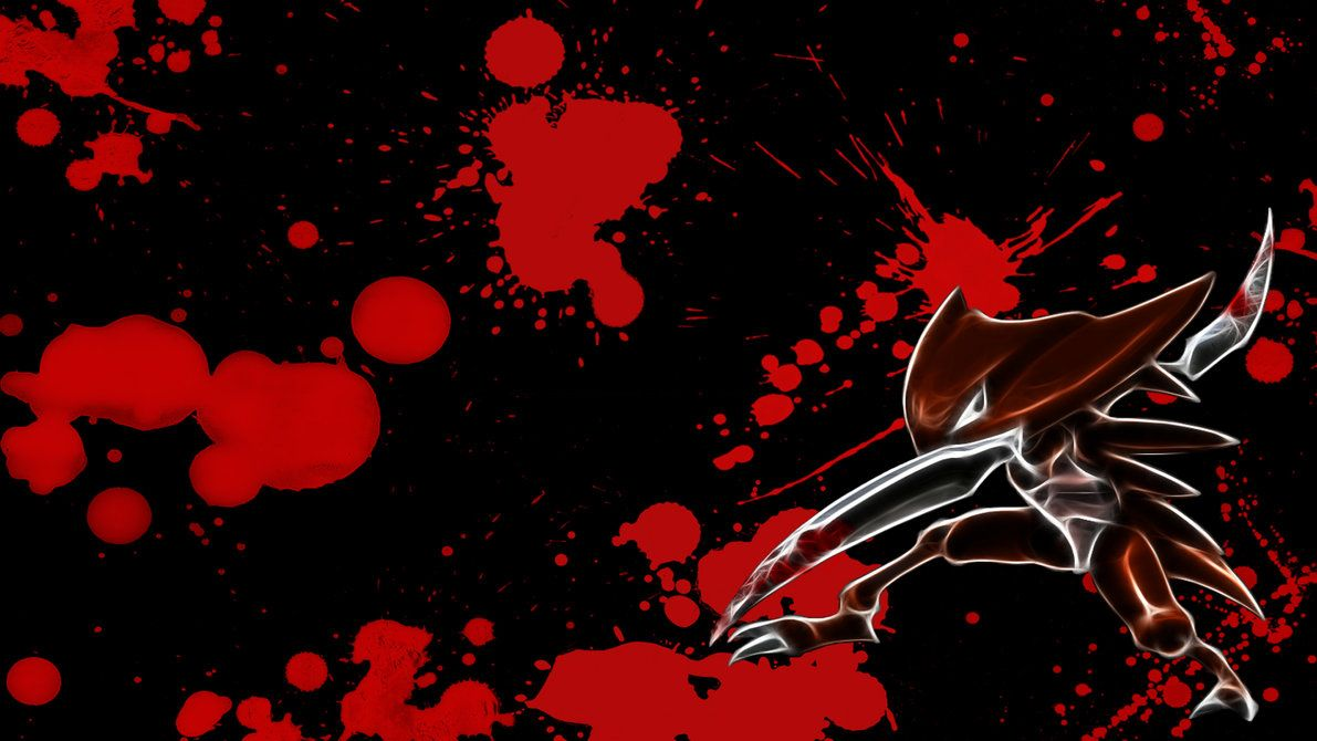 Kabutops Wallpaper Shiny 1920 x1080 by blahoobadyhoo on DeviantArt