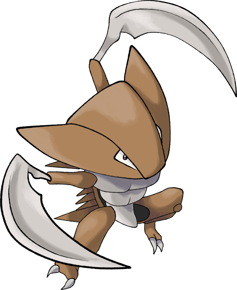 Kabutops |Day 6 by TheAngryAron on DeviantArt