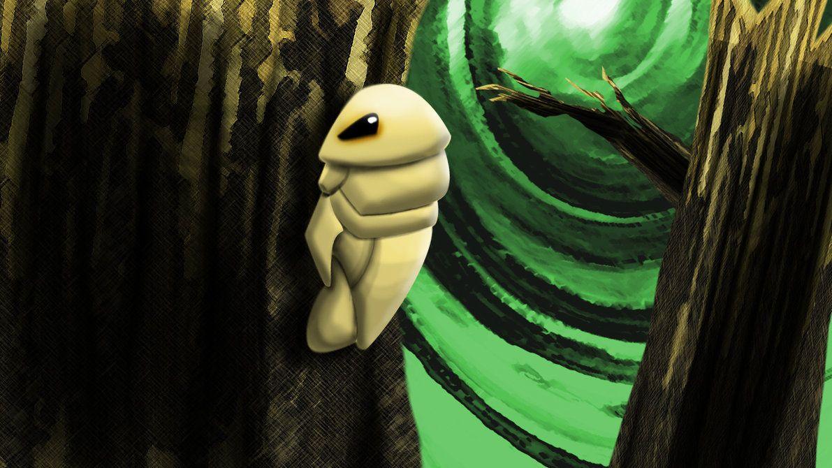 014 – Kakuna by The-Indie-Gamer-Guy on DeviantArt