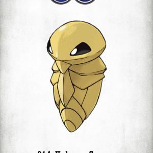 download 014 Character Kakuna Cocoon | Wallpaper