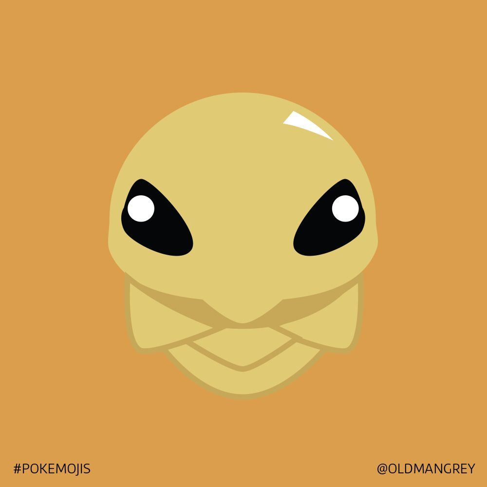 14 #pokemoji Kakuna #pokemon HARDEN!!! Question folks – Kakuna or …