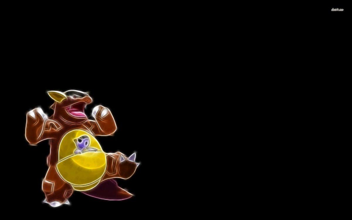 Kangaskhan – Pokemon – WallDevil