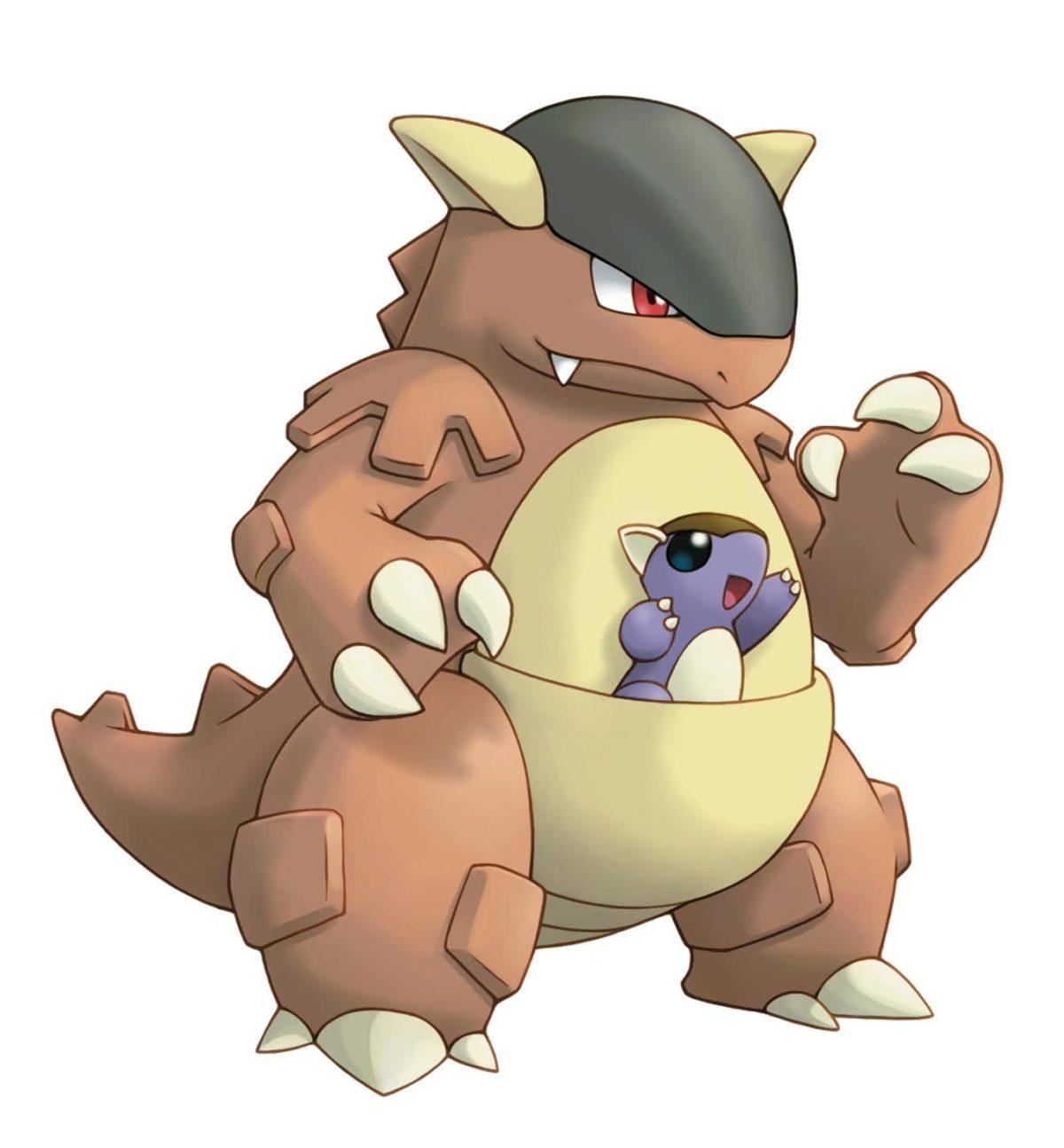 Pokémon by Review: #115: Kangaskhan