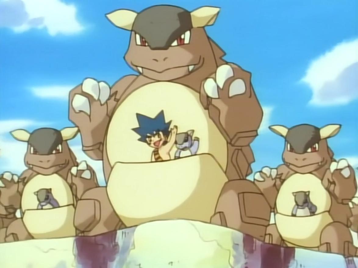 Kangaskhan Headed To Pokemon Go in Europe – OtakuKart