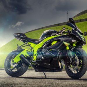 download Kawasaki Ninja ZX6R, HD Bikes, 4k Wallpapers, Images, Backgrounds …