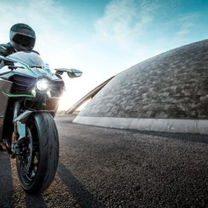 download kawasaki ninja h bike wallpaper