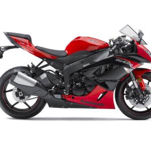 download wallpapers: Kawasaki Ninja ZX 6R Bike