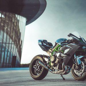 download Green Kawasaki Ninja sportbike, Kawasaki, Kawasaki ninja, superbike …