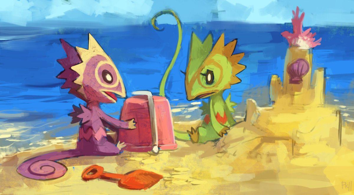Kecleon – Pokémon – Wallpaper #879664 – Zerochan Anime Image Board
