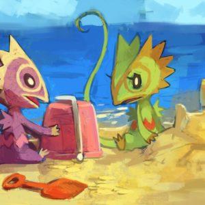 download Kecleon – Pokémon – Wallpaper #879664 – Zerochan Anime Image Board