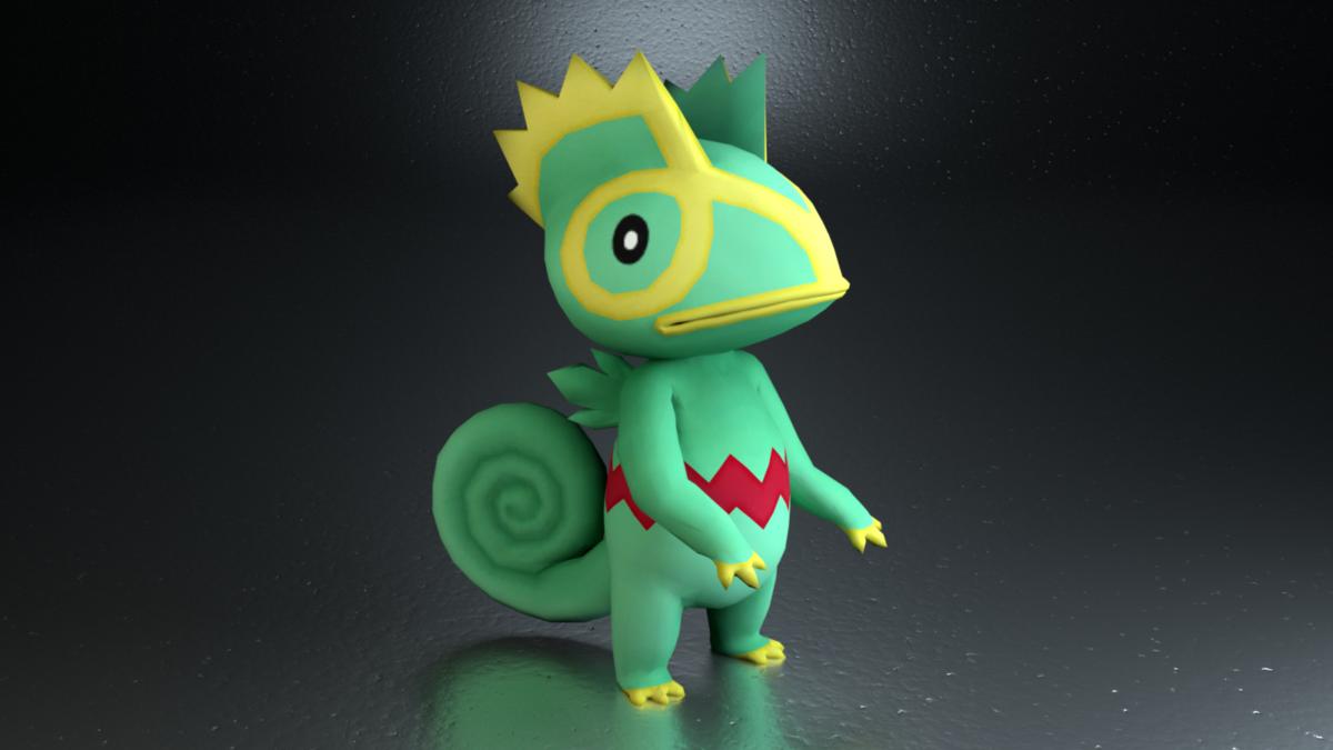 Pokémon by Review: #352: Kecleon