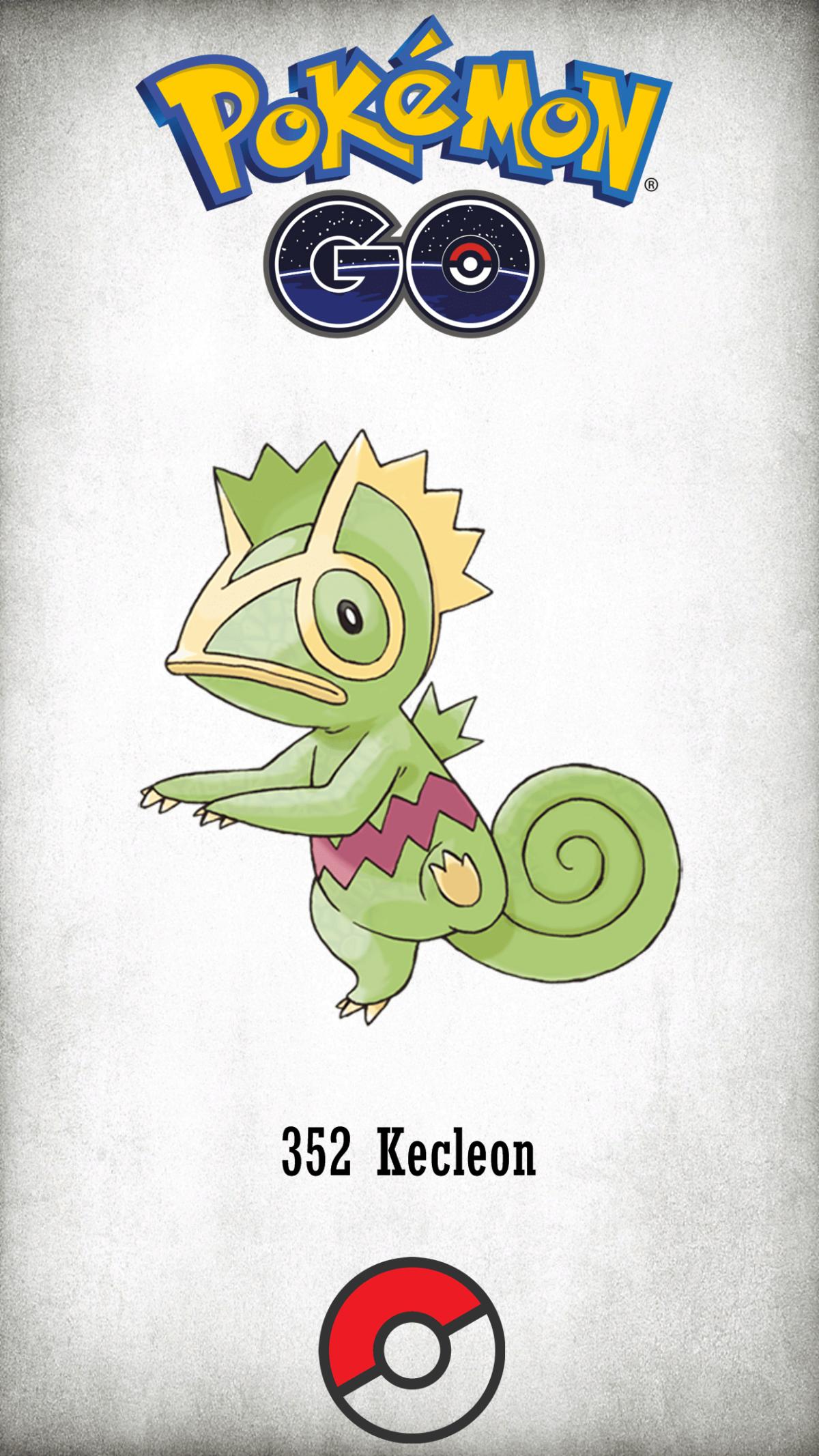 352 Character Kecleon | Wallpaper