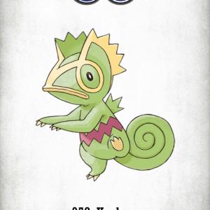 download 352 Character Kecleon   Wallpaper