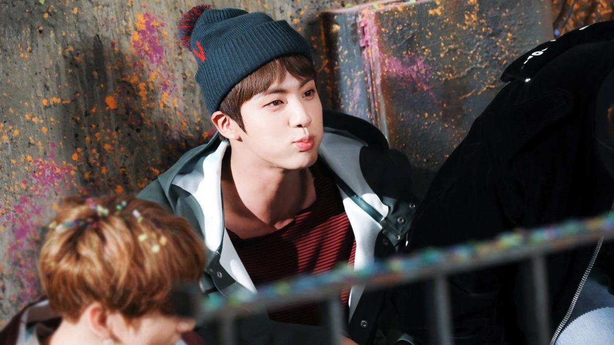 Jin BTS HD Wallpaper | K-Pics #1475