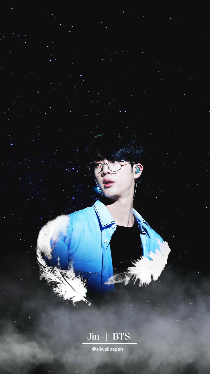 Jin wallpaper | lockscreen jin kimseokjin seokjin bt…