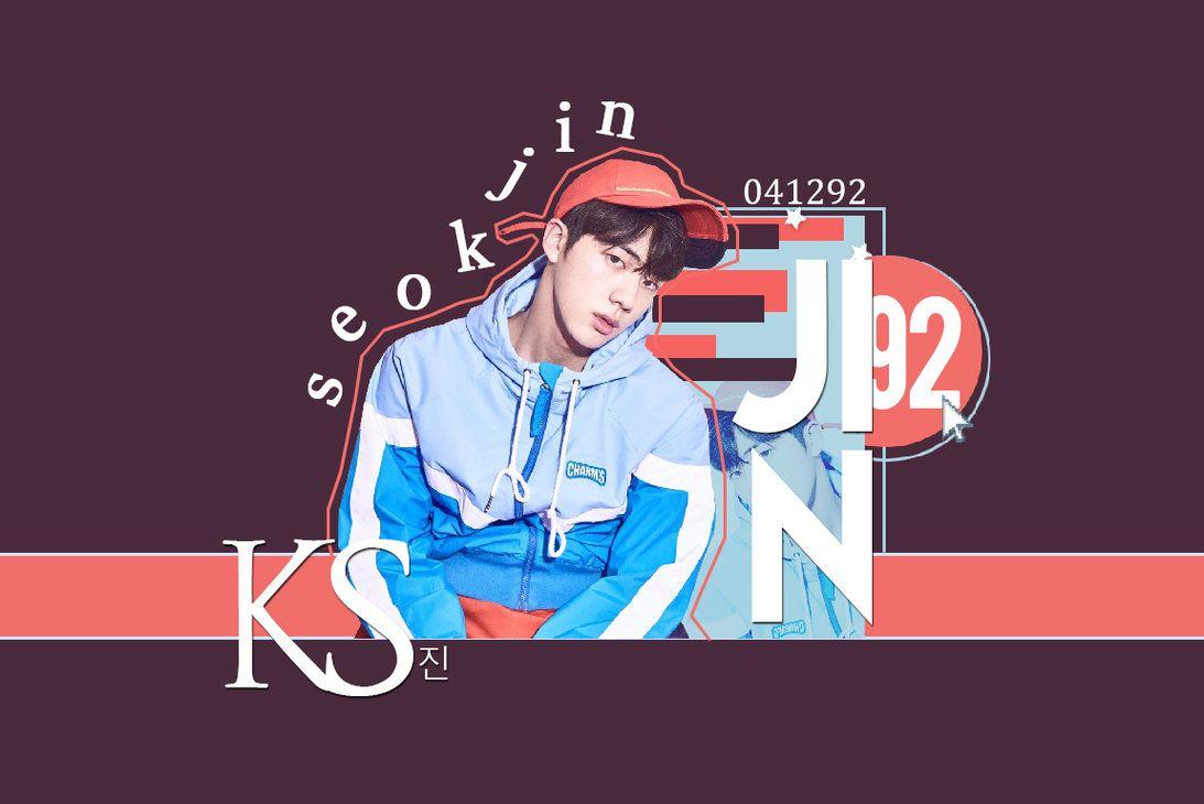 Wallpaper Kim SeokJin (LOVE YOURSELF HER 'V' ver.) by ZomiDragneel …