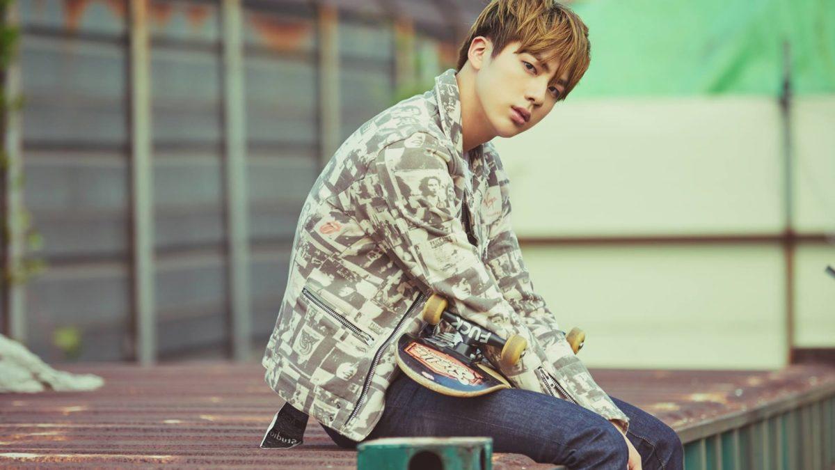 Jin BTS HD Wallpaper | K-Pics #1466