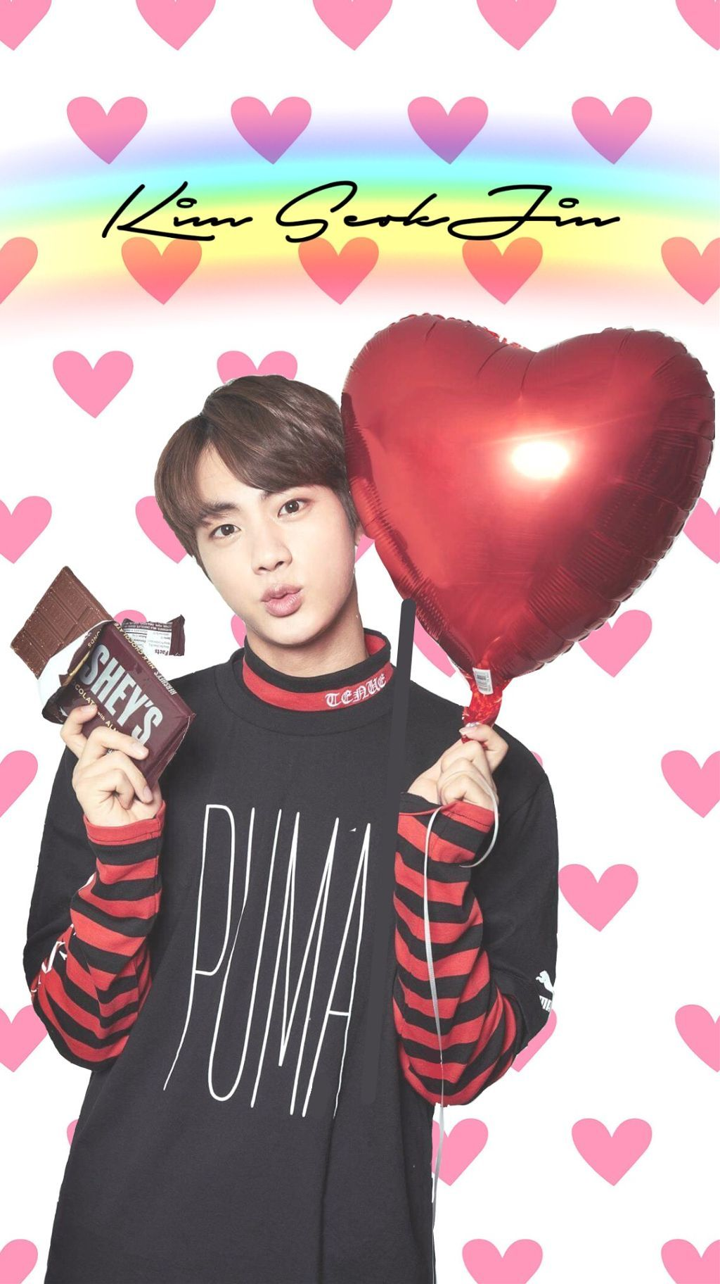 DO NOT EDIT THIS PICTURE. bts jin kimseokjin wallpaper…