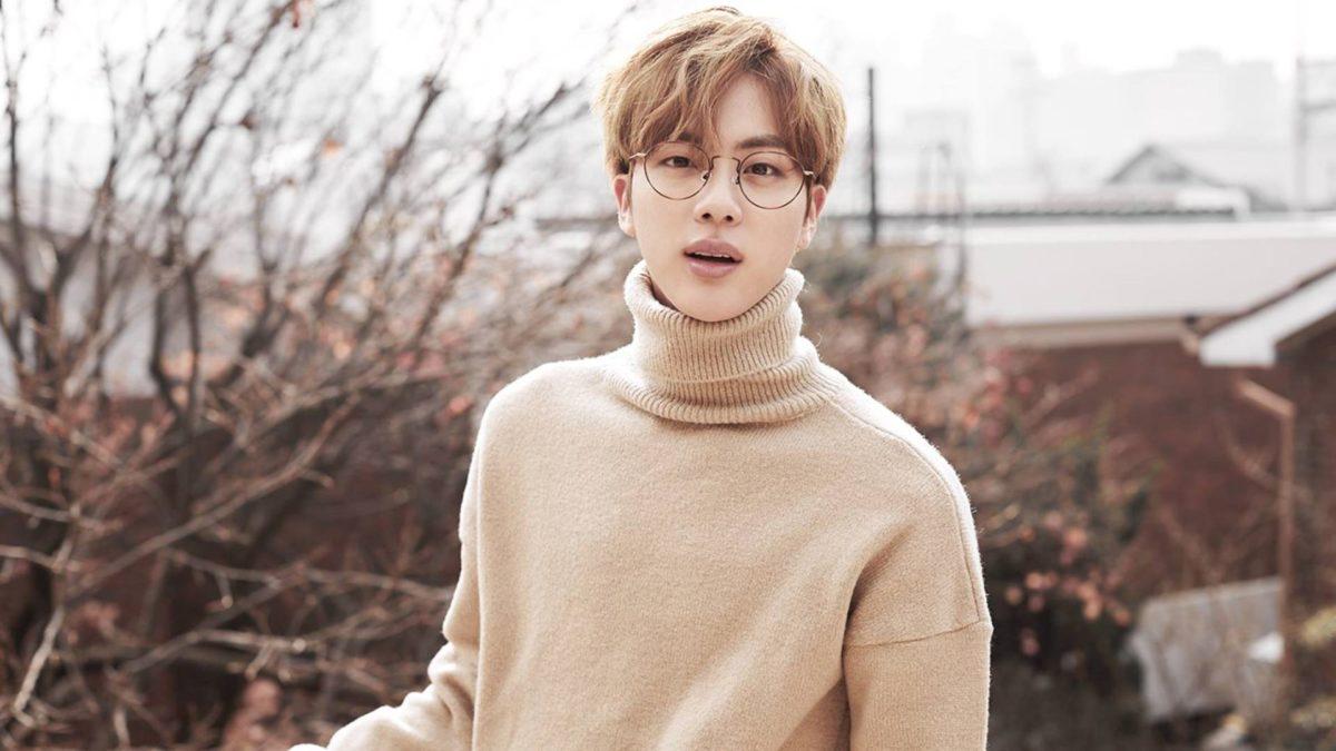 Jin BTS HD Wallpaper | K-Pics #1472