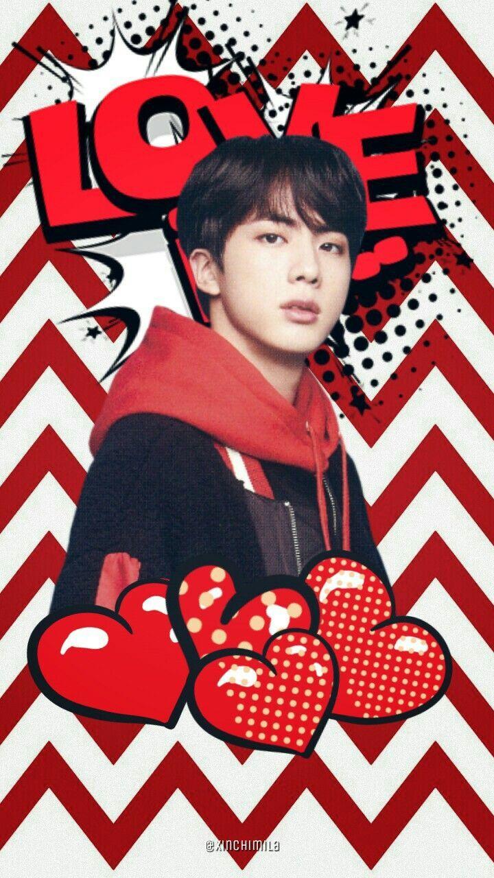 BTS Wallpaper Lock Display screen Kim Seokjin Jin | HD Wallpapers …