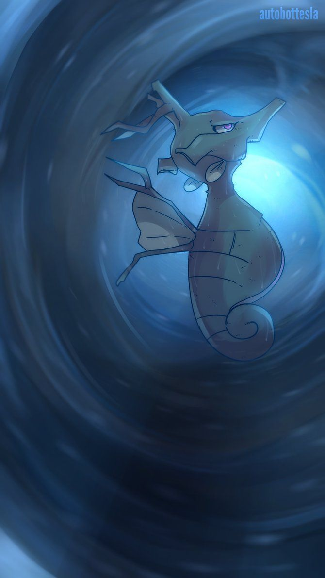 Day 646 – Kingdra by AutobotTesla on DeviantArt