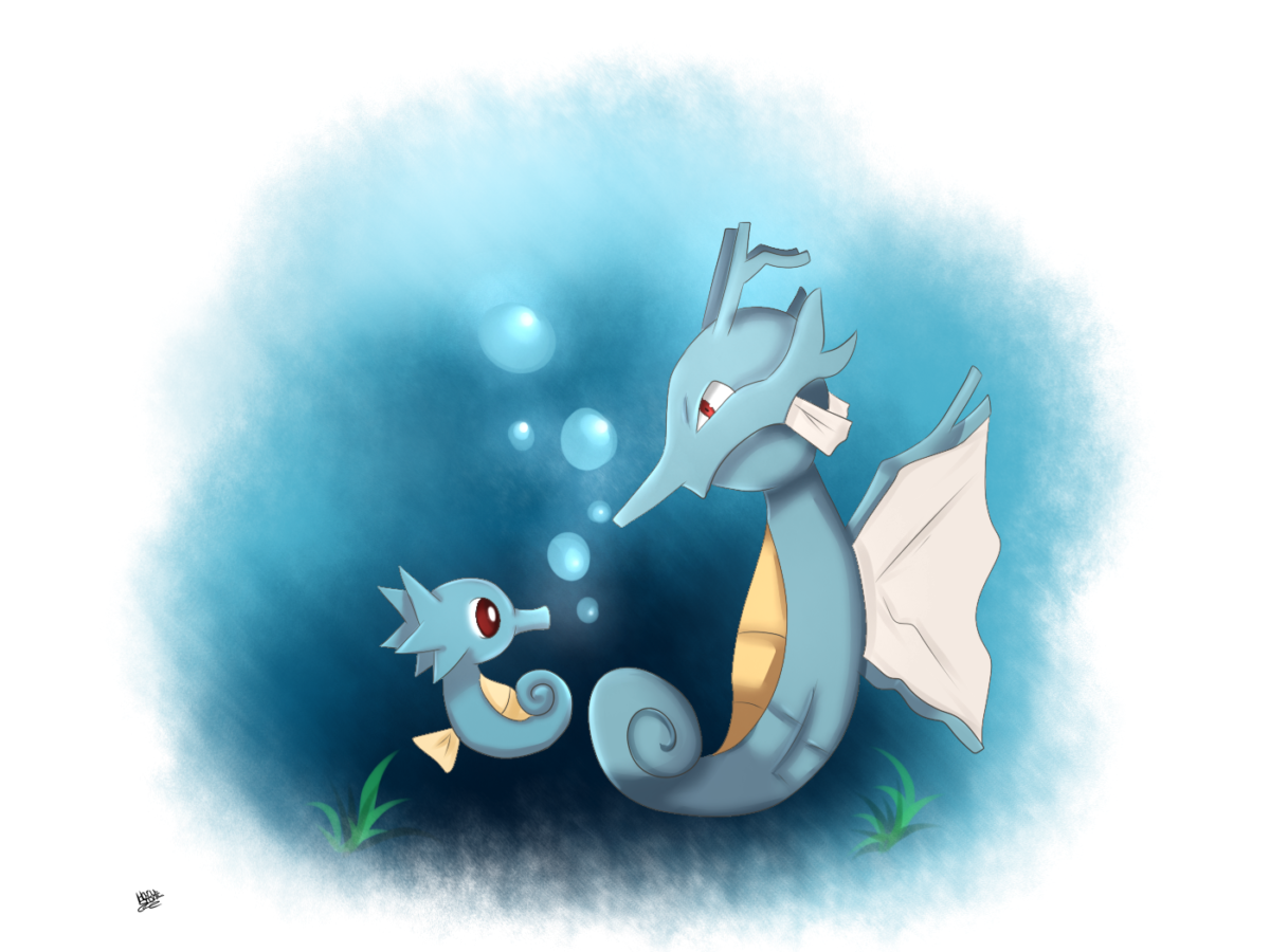 Kingdra on Dragons-Of-Pokemon – DeviantArt