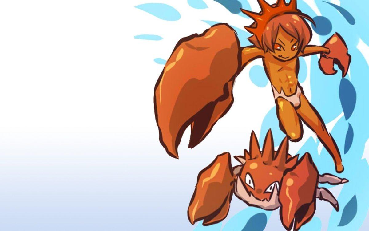 Download Wallpapers, Download 1024×1024 pokemon crabs kingler …