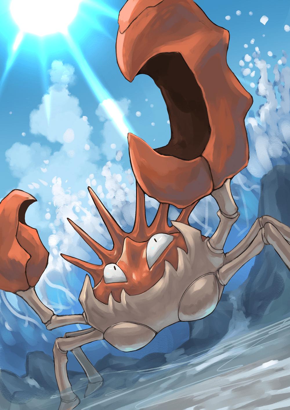 Kingler – Pokémon – Zerochan Anime Image Board