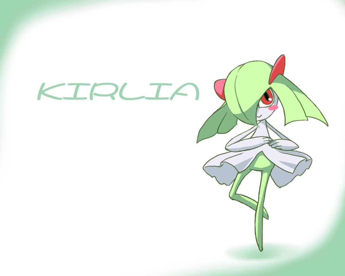 3 Kirlia (Pokémon) HD Wallpapers | Background Images – Wallpaper Abyss