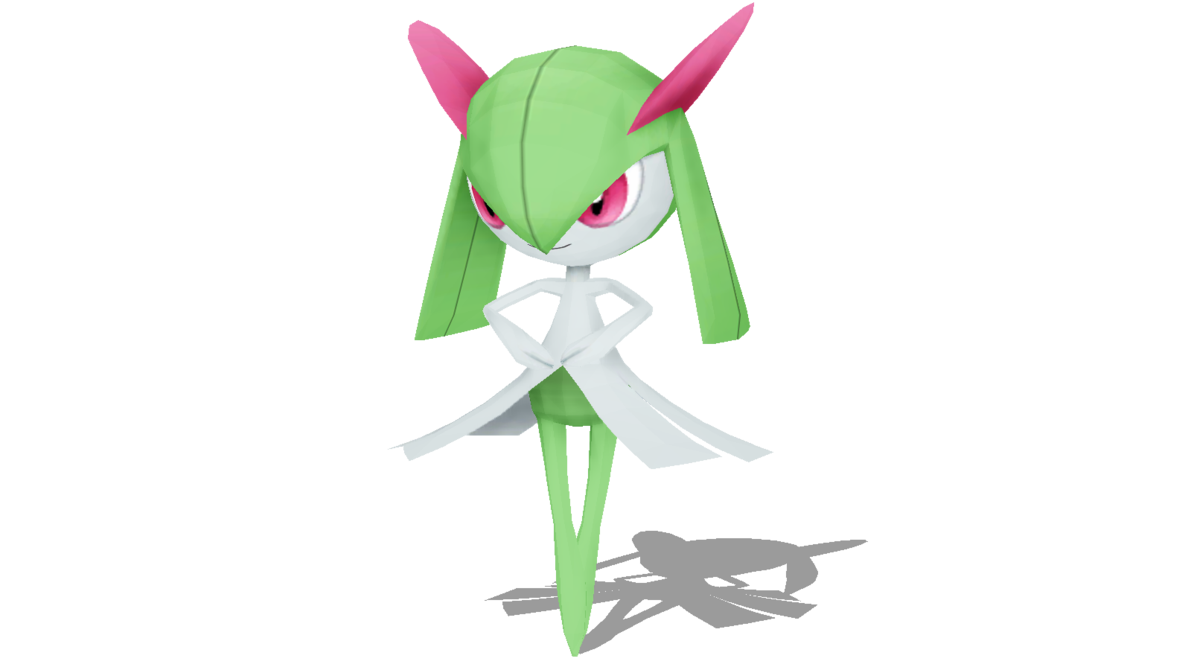 Kirlia – Download – by kaahgome on DeviantArt